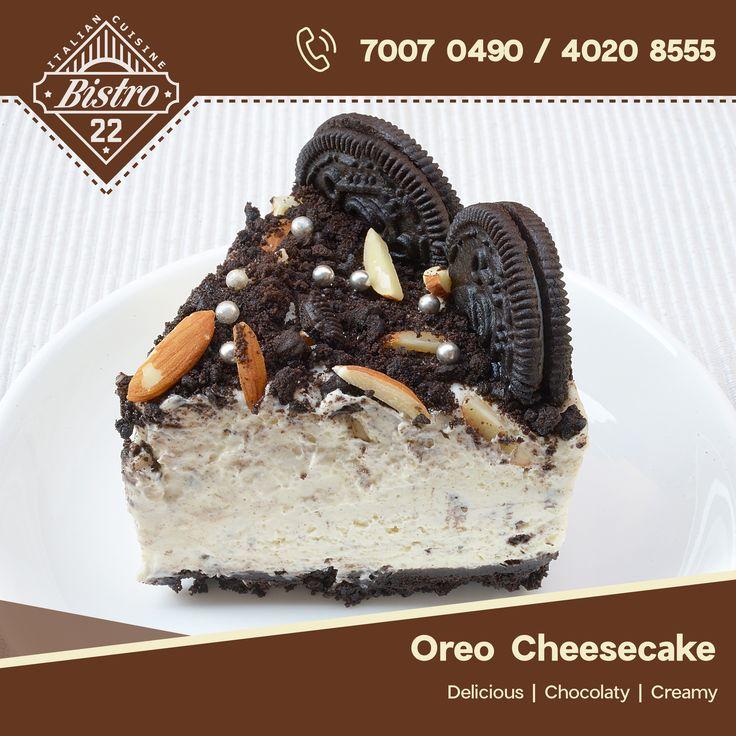 Delicious, Chocolaty & Creamy Goodness