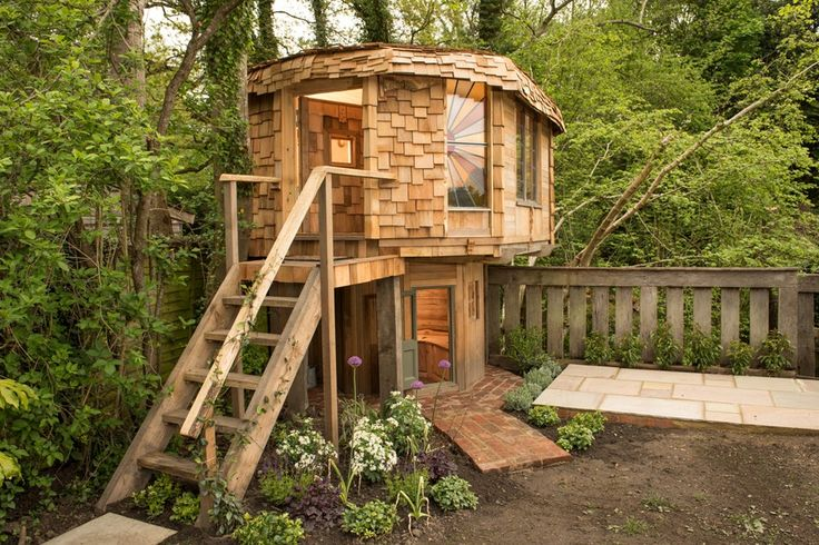 Take a look at these wacky sheds