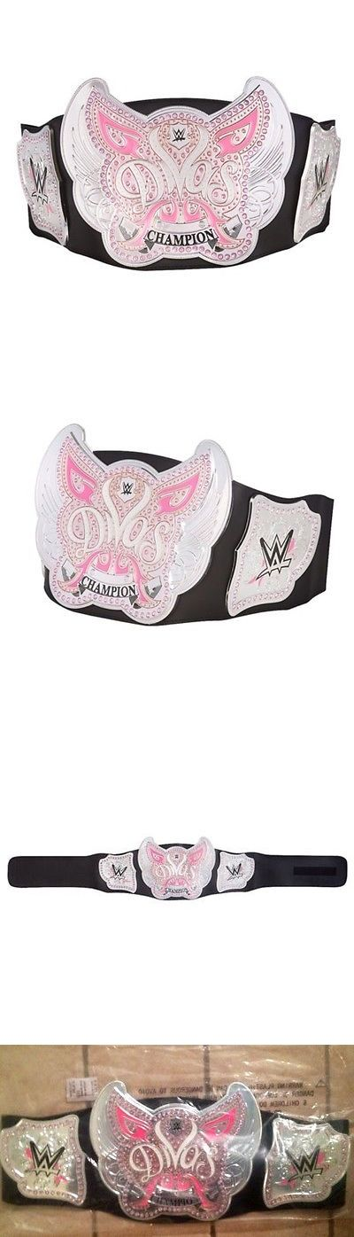 Wrestling 2902: Wwe Divas Championship Toy Title Belt - Wrestling Replica Adult Kids Official -> BUY IT NOW ONLY: $64.99 on eBay!