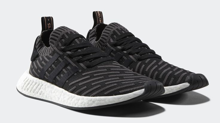 adidas NMD R2 Triple Black Release Info BY9524