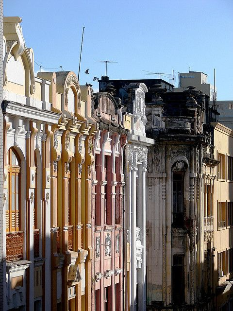 Recife, Brasil (birthplace of my love)