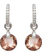 The Two Mrs Grenvilles Crystal Rose Drop Stud 10mm #davidjones #earrings #style #fashion