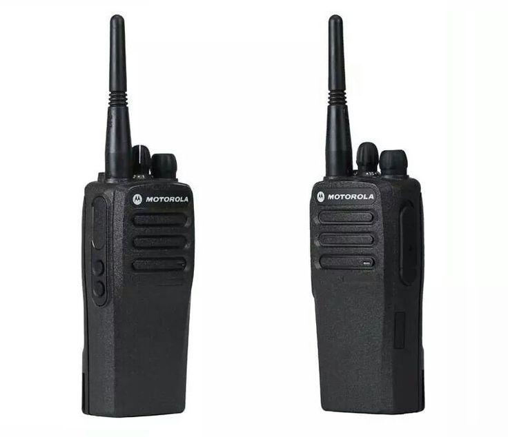 Motorola Digital Portables...the Rolls Royce of Two-Way Radios