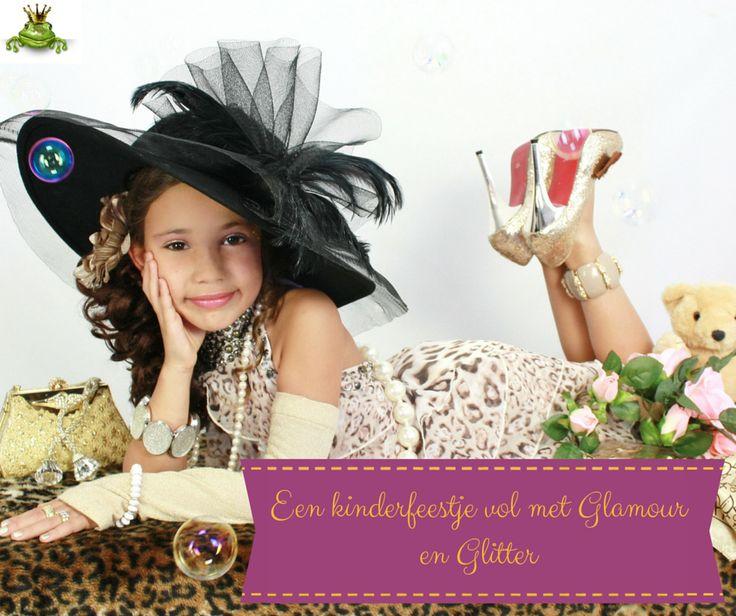www.leukverjaardagsfeestje.nl Jouw dochter als super model tijdens haar #kinderfeestje? Klik op de volgende link voor meer http://www.leukverjaardagsfeestje.nl/blog/inspiratie-2/post/glamour-en-glitter-18