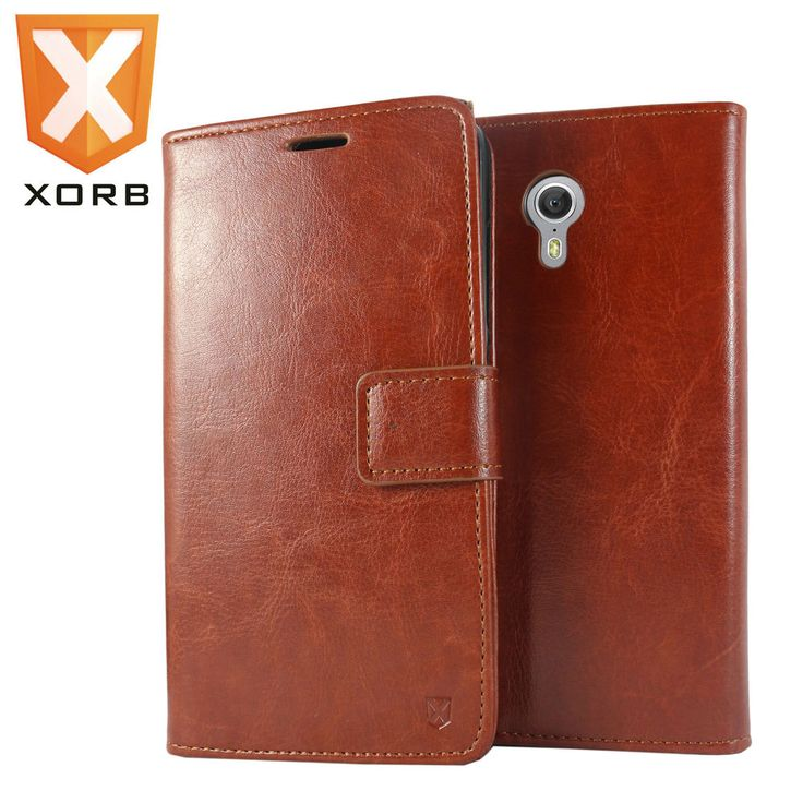 XORB™ Lenovo Zuk Z1 Flip Cover Leather Wallet Premium Back Case for Zuk Z1