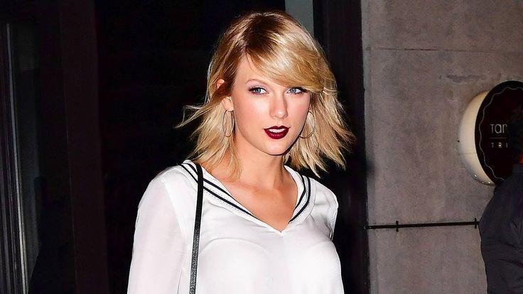 Taylor Swift Borrowed Ryan Reynolds' 'Deadpool' Costume For Halloween