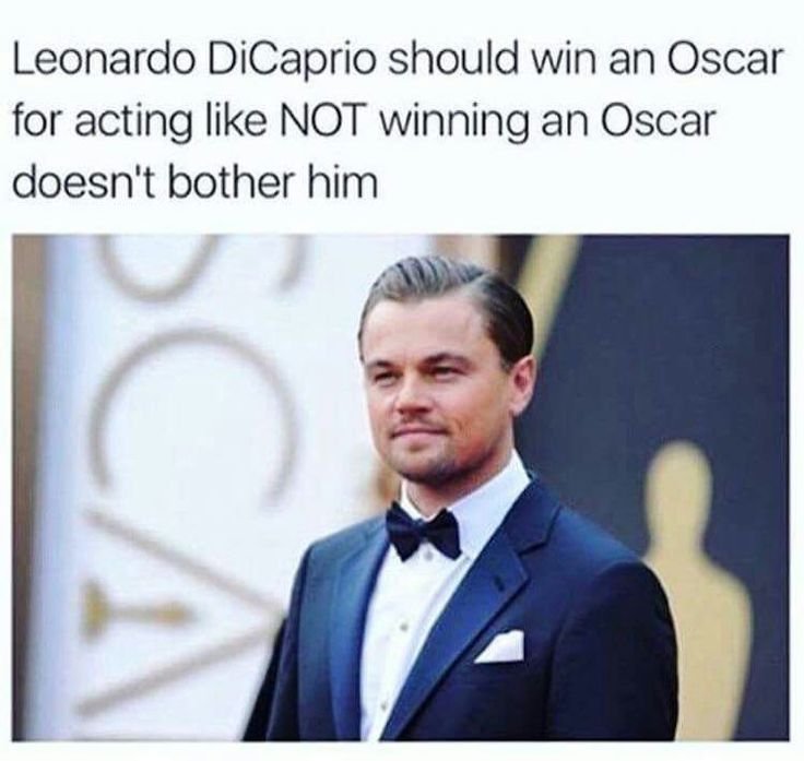 leonardo dicaprio got now his oscar