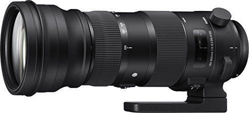 Sigma 150 600 5,0 6,3 DG OS HSM Sports Objektiv  Filtergewinde 105mm  für Canon Objektivbajonett schwarz sieht in Design, Funktionen und Funktion gut aus. Die beste Leistung dieses Produkts ist in der Tat einfach zu reinigen und zu kontrollieren. Das Design und das Layout sind absolut erstaunlich, die es wirklich interessant und schön machen.....