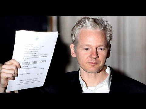 Julian Assange breaks his silence! FULL interview with Sean Hannity! - YouTube