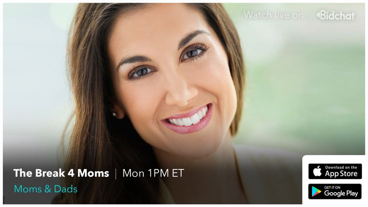 Are YOU Tuning in? #moms #thebreak4moms
