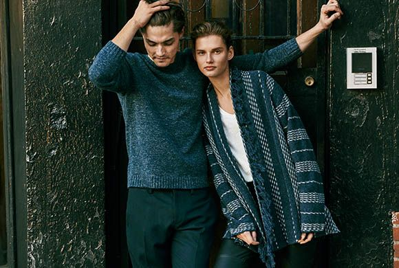 Lexington Clothing Company Fall collection 2016 Style Men and Women Fashion Preview