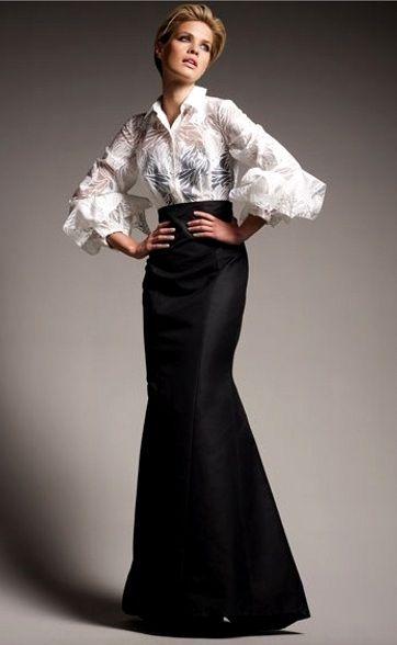 Carolina Herrera | Office Style | http://strictbeauties.tumblr.com/post/27930348513/missingsisterstill