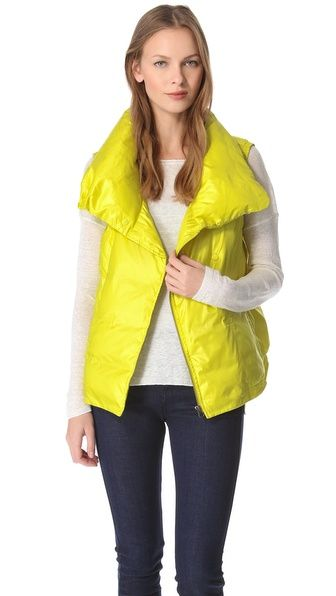 108 Best Images About Puffer Vest On Pinterest Wool