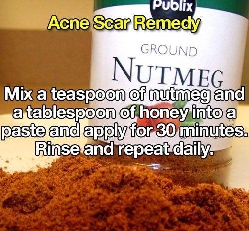 Acne Scar Remedy
