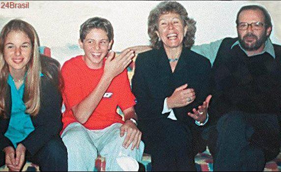 Desorientado, tentava pular muro : Irmão de Suzane von Richthofen é levado a centro psiquiátrico em SP