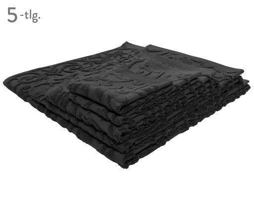Handtuch-Set Paisley, 5-tlg.