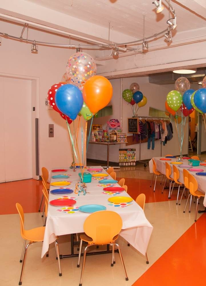 Great Birthday Party Location