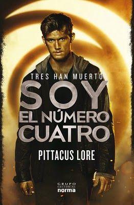 Soy el número cuatro (Saga los legados de Lorien #1) http://books-are-for-life.blogspot.com.es/2013/12/soy-el-numero-cuatro-pittacus-lore.html