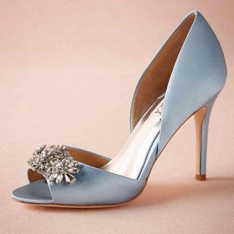 Cheap Blue Wedding Shoes