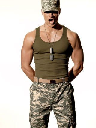 """Be as fit as a soldier 