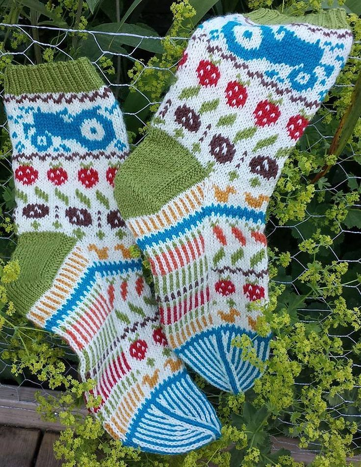 Ravelry: Markens Grøde pattern by Lill C. Schei