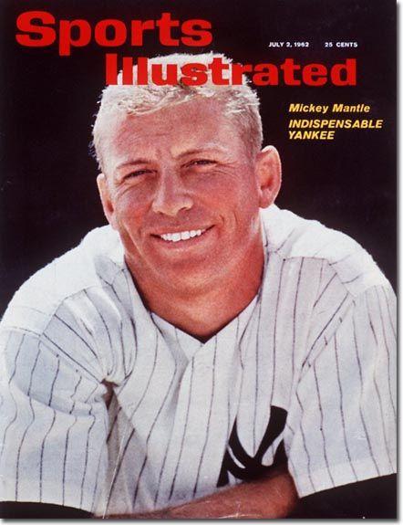 Mickey Mantle - NY Yankees