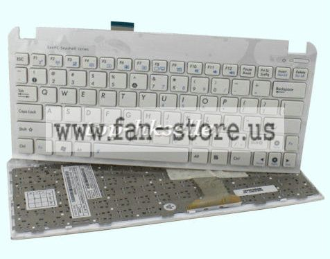 ASUS Eee PC 1015PX 1015BX 1015CX 1011PX 1011BX 1011CX US Keyboar For ASUS Eee PC 1015PX 1015BX 1015CX 1011PX 1011BX 1011CX Item Specifics Warranty :180 Days Edition :US Layout Keyboard Layout :QWERTY Color :White Part Number :MP-10B63RC-5281 2D210908858M Connectivity :Ribbon Cable Type :Replacement Keyboard Package Include :1X Keyboard Note1 :If the surface of your original/old item doesn't look the same as our image shows it means that our item might Not be compatible with yours…