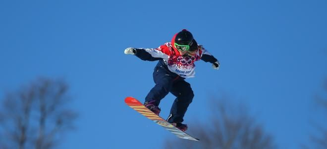 Snowboarder Jones happy to have made history in Sochi | Team GB