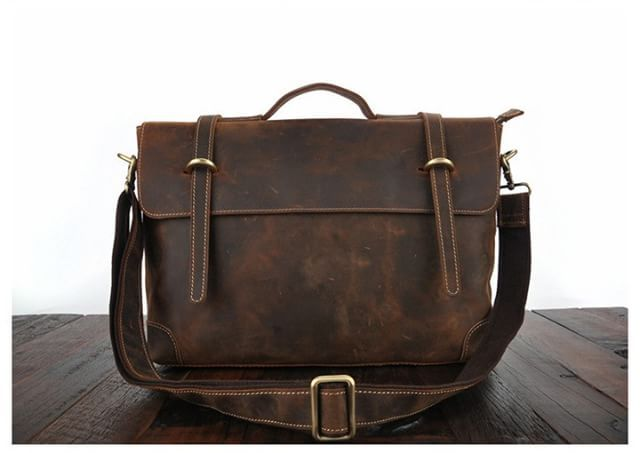 What more do you need from a bag other than it says that its going to last lifetime. Check out more such products on #highonleather. #leatherbag #mensbag #vintagebag #leatherbags #bifl #buyitforlife #officebag #menswear #mnswr #briefcase #leatherbriefcase #bagsonline #bagsshop #workfashion #officefashion #workwear #officewear #workhard #working #architecturelovers #lawyerbag #lawyer #briefcases #laptopbag #mensbriefcase #leatherbriefcase #satchel #leathersatchel