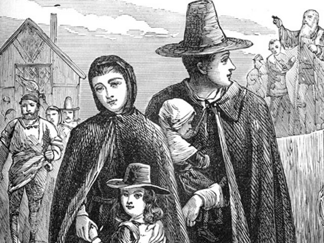 A brief introduction to the Massachusetts Bay Colony and Puritan Life in the 1600s.