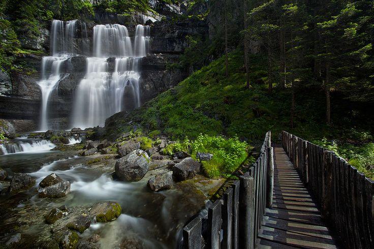 #Cascate di #Vallesinella #waterfalls #madonnadicampiglio #lanscape #nature #boschi #trentino #valrendena #campiglio