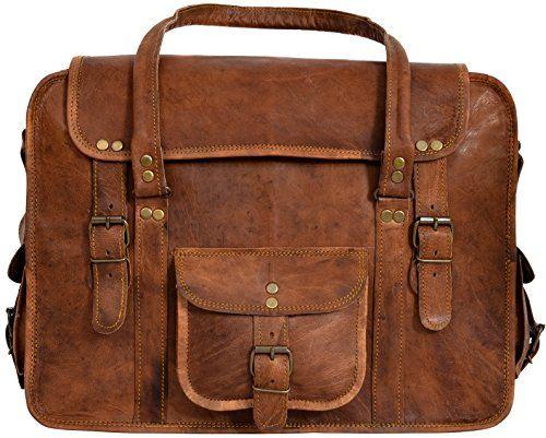 "awesome Gusti Leder nature ""Charles"" Genuine Leather Travel Holdall Duffle Weekender Overnight Travel Weekend Carry-On Gym Sport Bag Holiday Luggage Unisex Brown Vintage R40b"