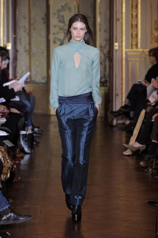 Anne Valérie Hash Fall 2012 Ready-to-Wear - tops