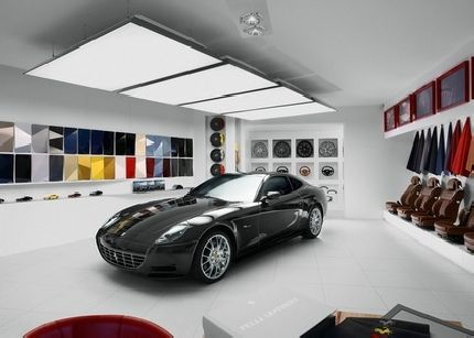 Ferrari Showrooms Around The World