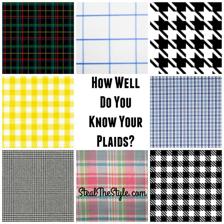 Plaid is a huge fall fashion trend. It ruled the runways because it's a chic and fun way to spice up your wardrobe with color and pattern.