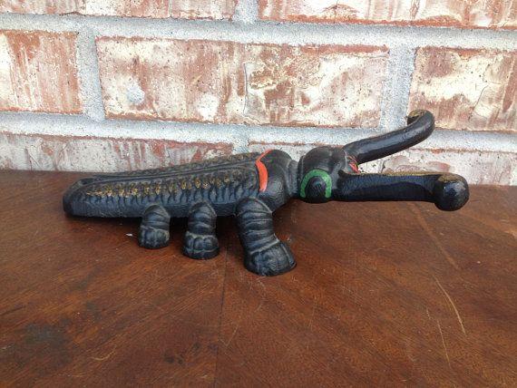Vintage Cast Iron Boot Bug jack by RetroRetake on Etsy, $17.95