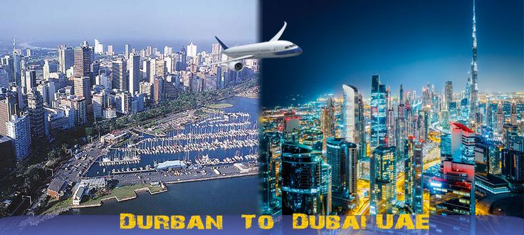 Find the cheap flights to Dubai from Durban with no stops, direct and return flights available too, compares flights prices from over 600 airlines & agents.