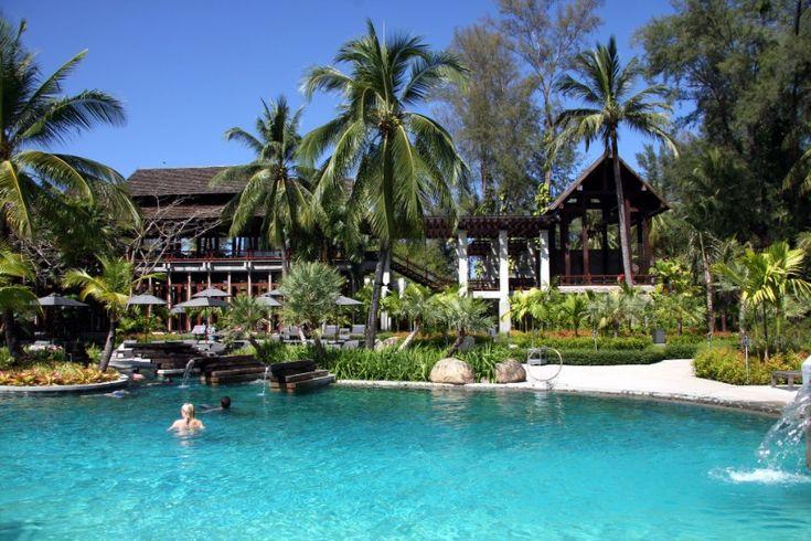 The best hotel in Thailand. /thailand,phuket, hospitality/ #luxury #homedecor #hotel / Also: http://www.designcontract.eu/hospitality/holidays-breath-taking-phuket-best-places-stay/