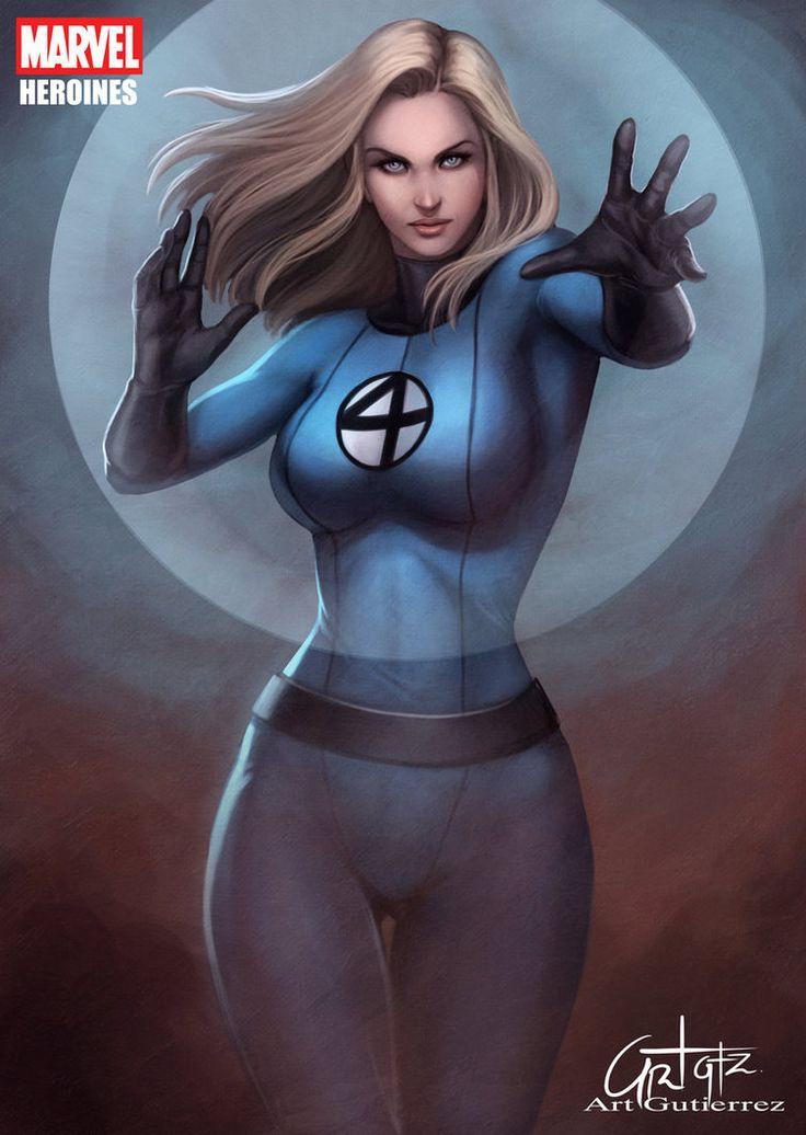 Fantastic Four adalah tim superhero fiksi yang muncul dalam buku komik yang diterbitkan oleh Marvel Comics