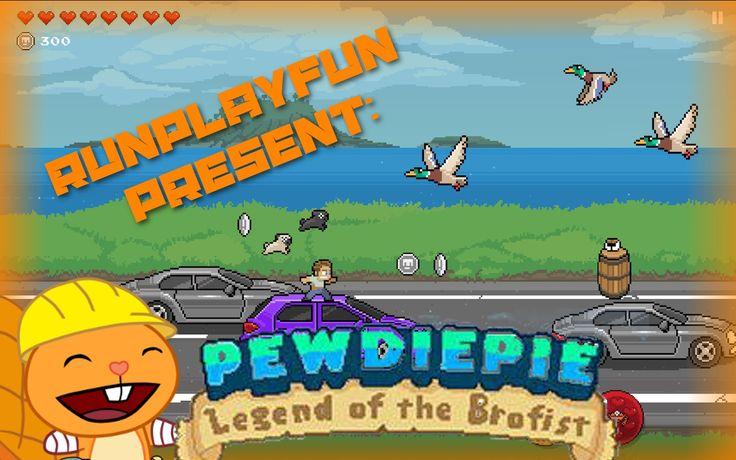 Играем в PewDiePie Legend of the Brofist - бочки ... МАТЬ ЕГО БОЧКИ!