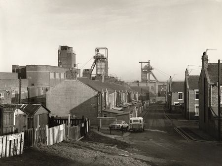 Colliery and streets Easington - Easington: A Mining Village - Photography - Amber Online