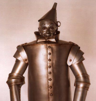 Andy - The Tin Man - Mime Artist