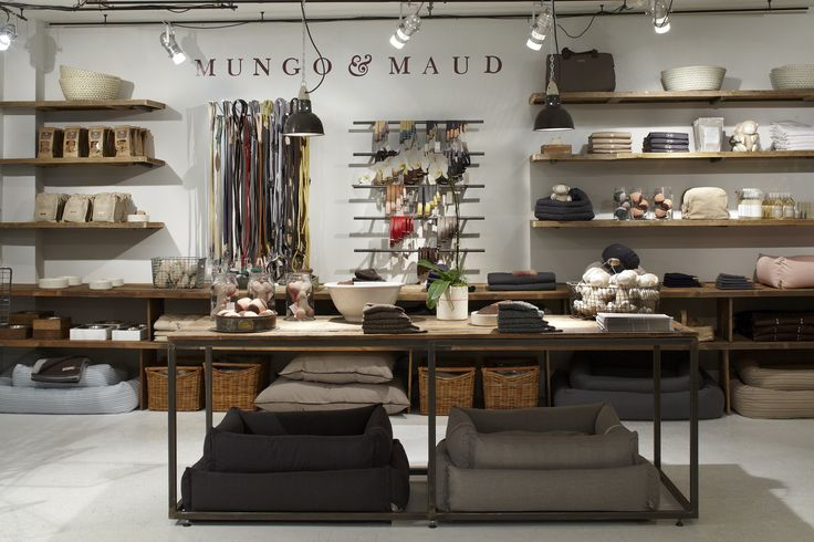 Merci pop up in Paris for dogs by Mungo & Maud                                                                                                                                                                                 More