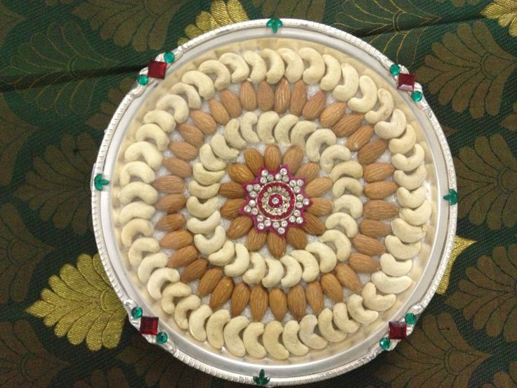 Sattu decoration
