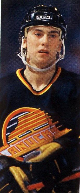 Petr Nedved. #Canucks