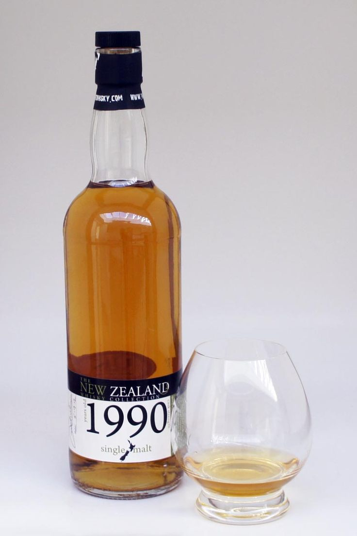 Tasting notes for the  New Zealand Whisky