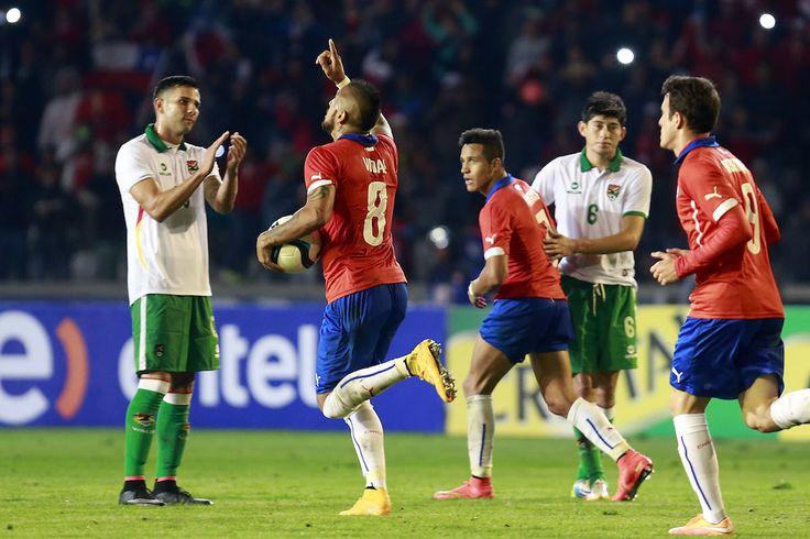 Chile vs Bolivia en vivo - Chile vs Bolivia en vivo. Todo para ver el partido Chile vs Bolivia en vivo en el lugar donde estés. Horarios canales previa y más.