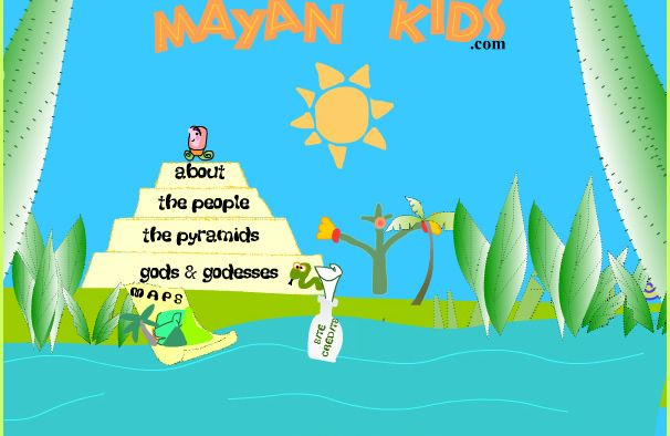 Mayan kids-- great resource for pairing w/ chapter 18 of The Art of Story (see other pin on this board for book details)