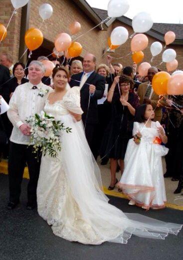 JRA Designs Inspired Wedding Grown From Modern Filipiniana Dress And Barong Tagalog Made Of Jusi