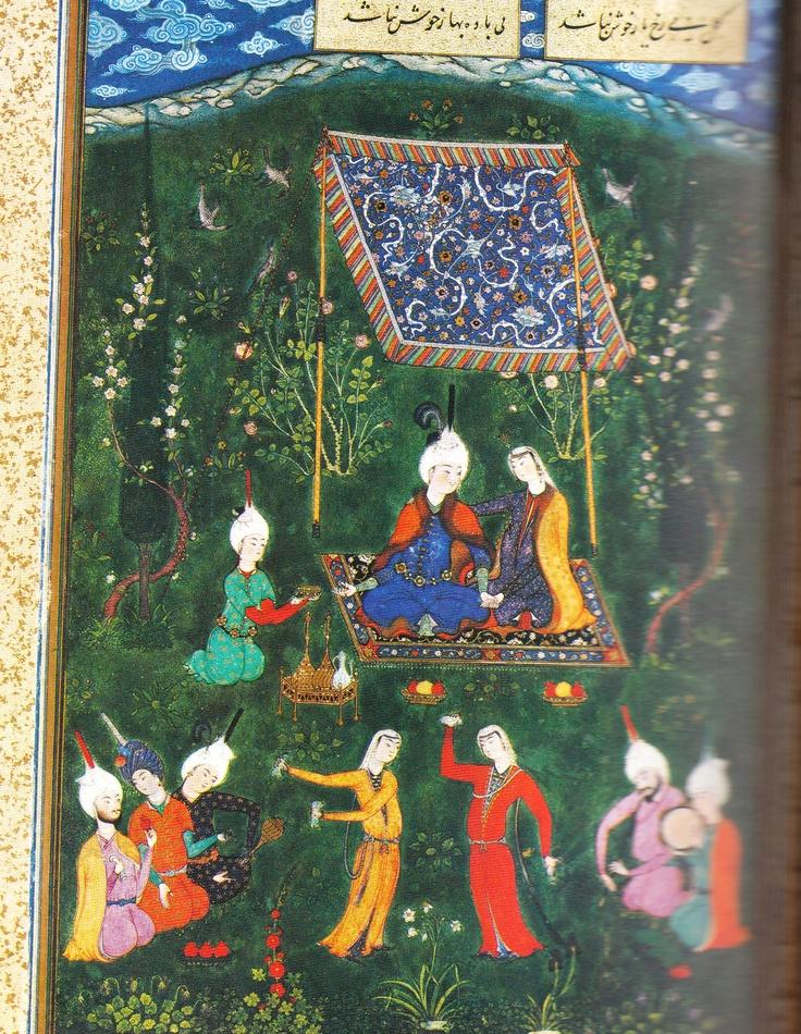 Safavid Dancers